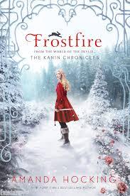 Frostfire By AmandaHocking