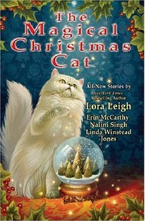 The Magical Christmas Cat: Christmas Heat By Lora Leigh