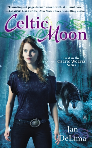 Celtic Moon By Jan DeLima
