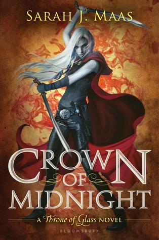 Crown Of Midnight By Sarah J.Maas