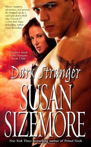 Dark Stranger By SusanSizemore