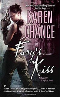 Fury's Kiss By KarenChance