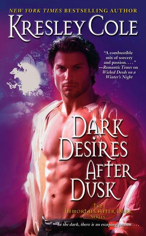 Dark Desires After Dusk By KresleyCole