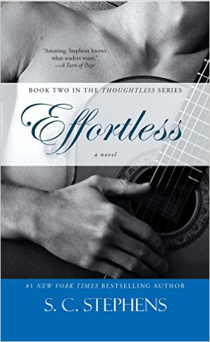 Effortless By S. C. Stephens