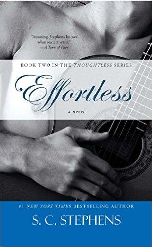 Effortless By S. C.Stephens