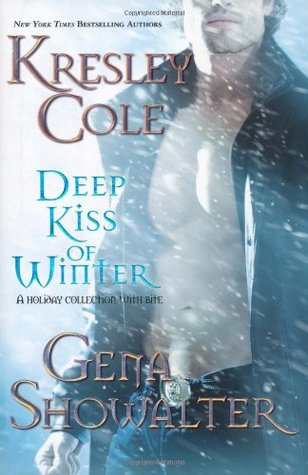 Deep Kiss Of Winter: Tempt Me Eternally By Gena Showalter