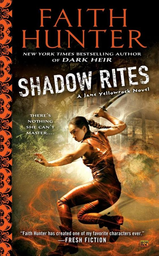 Shadow Rites By Faith Hunter