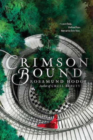 Crimson Bound By RosamundHodge