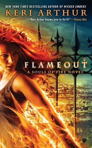 Flameout By Keri Arthur