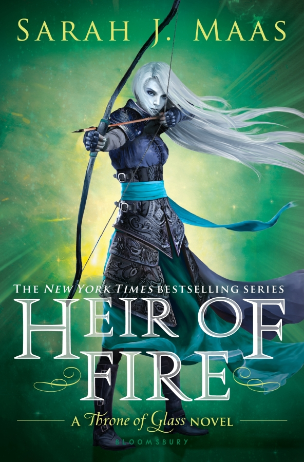Heir of Fire By Sarah J.Maas