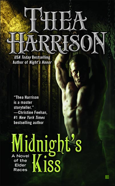 Midnight's Kiss By Thea Harrison