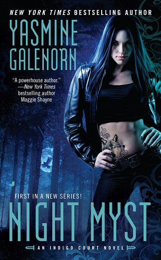 Night Myst By YasmineGalenorn