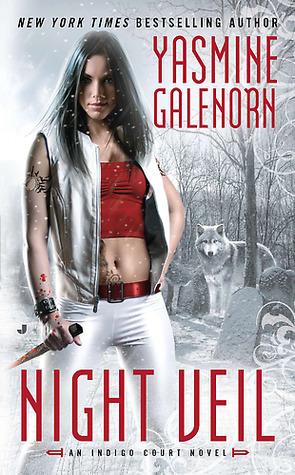 Night Veil By YasmineGalenorn