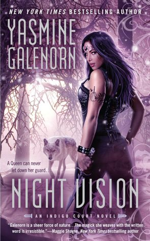 Night Vision By YasmineGalenorn