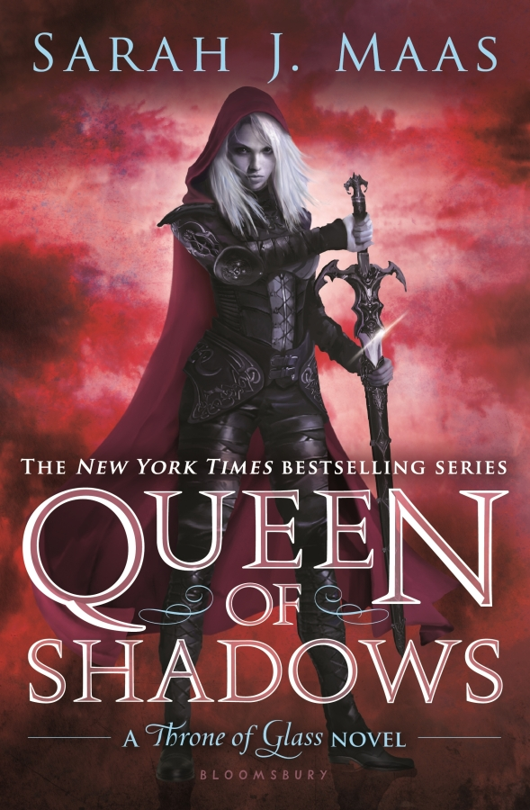 Queen of Shadows By Sarah J.Maas