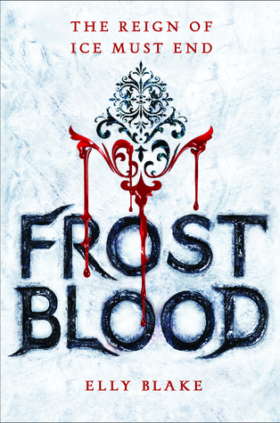 Frostblood By Elly Blake