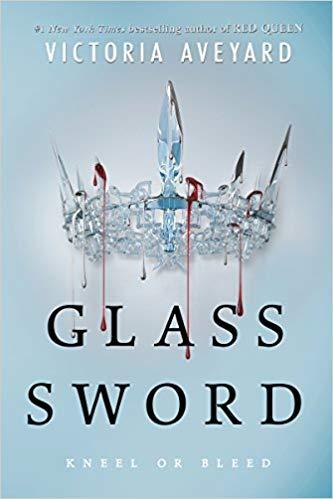 Glass Sword By VictoriaAveyard