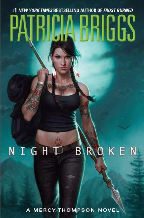 Night Broken By PatriciaBriggs