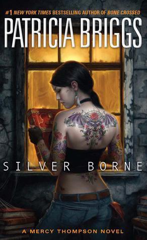 Silver Borne By PatriciaBriggs