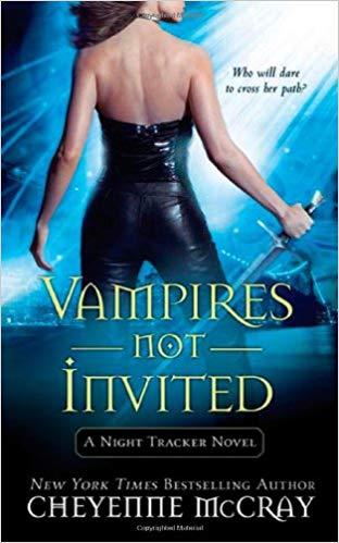 Vampires Not Invited By CheyenneMcCray